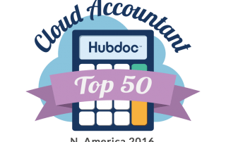 Hubdoc Top 50 Cloud Accountant