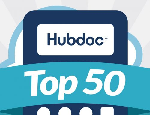 Hubdoc's Top 50 Cloud Accountants