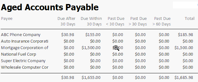 tracking what you owe accounts payable think beyond the desktop